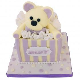 Детский торт с Мишками