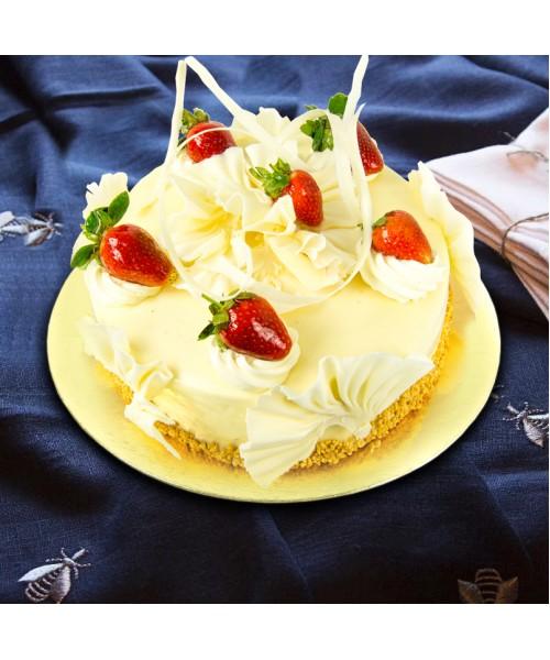 Торт Форебланш праздничный