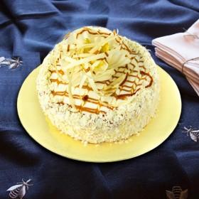 Торт Киришский ванильный