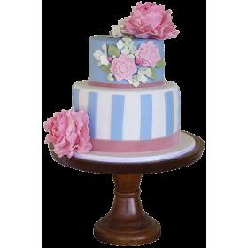 Торт Свадебный  модель 024