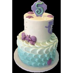 Детский торт на Пять лет