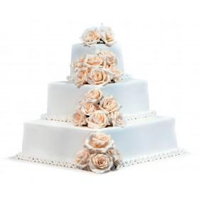 Торт свадебный 04