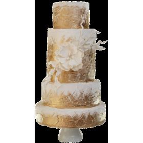Торт Свадебный  модель 032