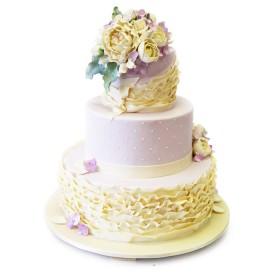Торт свадебный 01